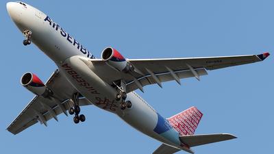A picture of YUARA - Airbus A330202 - AirSERBIA - © Marko Milinkovic