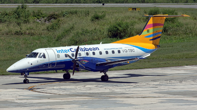 VQ-TBC - Embraer EMB-120ER Brasília - interCaribbean Airways
