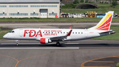 JA12FJ - Embraer 170-200STD - Fuji Dream Airlines