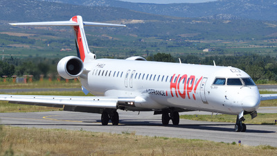 F-HMLO - Bombardier CRJ-1000 - HOP! for Air France
