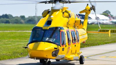 G-NHVV - Airbus Helicopters H175 - Noordzee Helikopters Vlaanderen (NHV)