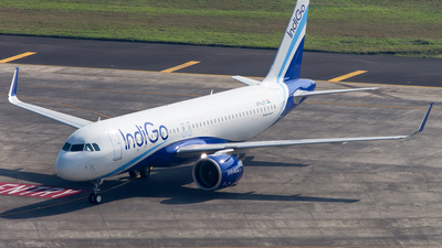 VT-IJT - Airbus A320-271N - IndiGo Airlines
