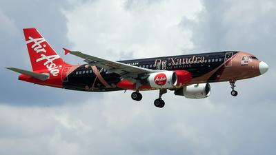 9M-AQM - Airbus A320-216 - AirAsia