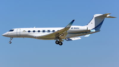 M-BADU - Gulfstream G650 - Private