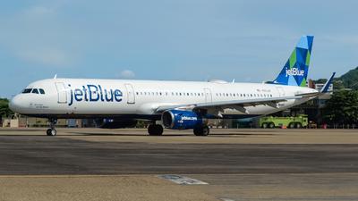 N913JB - Airbus A321-231 - jetBlue Airways