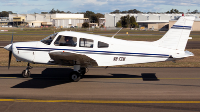 VH-FZW - Piper PA-28-151 Cherokee Warrior - Private