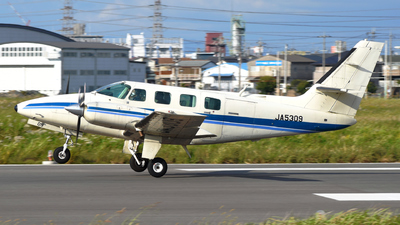 JA5309 - Cessna T303 Crusader - Private