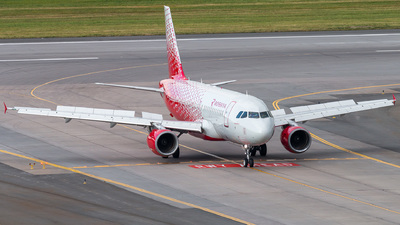 EI-EZD - Airbus A319-112 - Rossiya Airlines