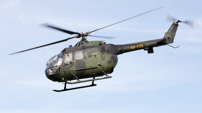 SP-YXX - MBB Bo105P1 - Private