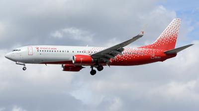 A picture of VQBVU - Boeing 7378LJ - Rossiya - © Romain Salerno / Aeronantes Spotters