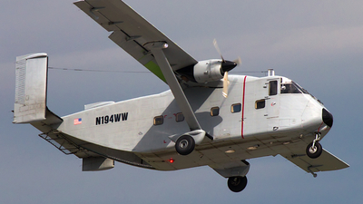 N194WW - Short SC-7 Skyvan 3-100 - Win Win Aviation