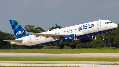 N552JB - Airbus A320-232 - jetBlue Airways