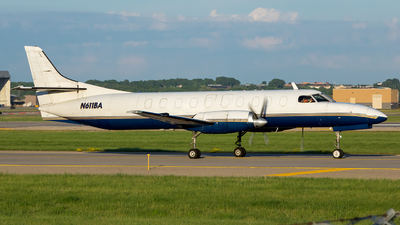 N611BA - Fairchild SA227-AC Metro III - Bemidji Aviation Services