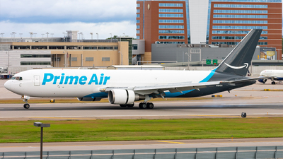 N1049A - Boeing 767-36N(ER)(BDSF) - Amazon Prime Air (Air Transport International)