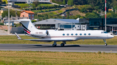 CS-DKE - Gulfstream G550 - NetJets Europe