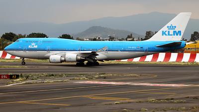 PH-BFS - Boeing 747-406(M) - KLM Royal Dutch Airlines