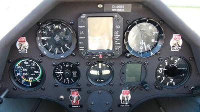 D-4983 - Schempp-Hirth Mini Nimbus - Private