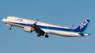 A picture of JA139A - Airbus A321272N - All Nippon Airways - © H.Hayashi