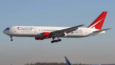 VP-BLC - Boeing 767-3Q8(ER) - Royal Flight