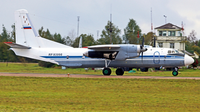 RF-93998 - Antonov An-26KPA - Russia - Air Force