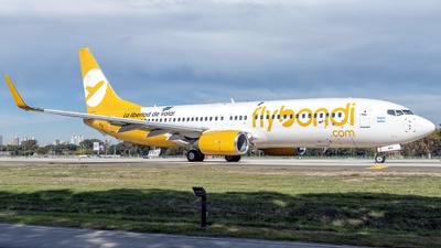 A picture of LVHKN - Boeing 737838 - Flybondi - © Flavio García Photos