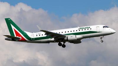 EI-RDJ - Embraer 170-200LR - Alitalia CityLiner