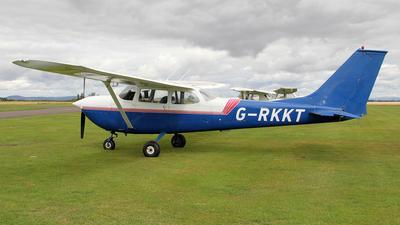 A picture of GRKKT - Cessna FR172G Rocket - [0225] - © Ian Howat