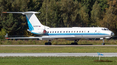 RA-65906 - Tupolev Tu-134A-3 - Sirius Aero