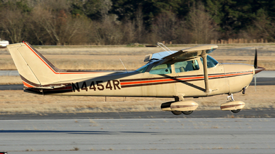 N4454R - Cessna 172M Skyhawk - Private