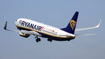 EI-DWD - Boeing 737-8AS - Ryanair