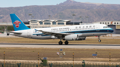B-1652 - Airbus A320-232 - China Southern Airlines