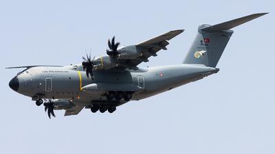17-0080 - Airbus A400M - Turkey - Air Force