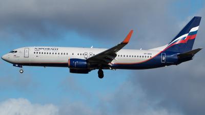 A picture of VPBKN - Boeing 7378MC - Aeroflot - © RJL