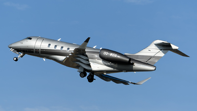 OO-WEG - Bombardier BD-100-1A10 Challenger 350 - Luxaviation