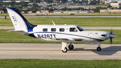 N426TT - Piper PA-46-M600 - Private