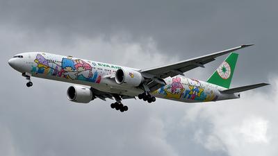 B-16722 - Boeing 777-36NER - Eva Air
