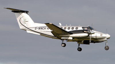 A picture of GWNCH - Beech B200 Super King Air -  - © David Oates