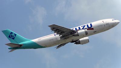 TC-KZV - Airbus A300B4-103(F) - Kuzu Cargo