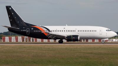 G-ZAPZ - Boeing 737-33A(QC) - Titan Airways