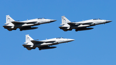 18-256 - Chengdu JF-17 Thunder - Pakistan - Air Force