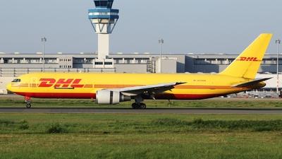 N372CM - Boeing 767-338(ER)(BDSF) - DHL (ABX Air)
