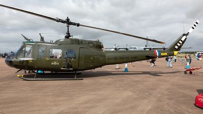 G-UHIH - Bell UH-1H Iroquois - Private