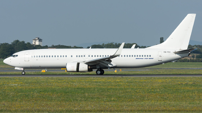 A picture of OMFEX - Boeing 7378Q8 - AirExplore - © Gerhard Zant