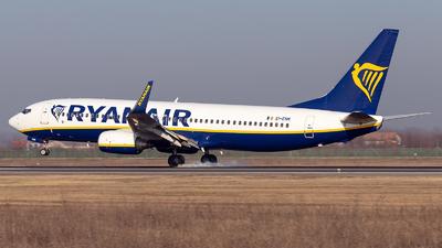 A picture of EIENM - Boeing 7378AS - Ryanair - © Loredana Cioclei