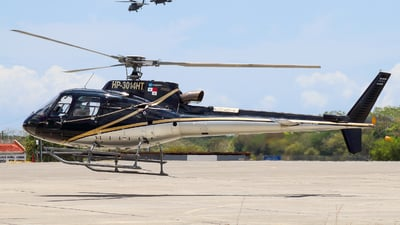 HP-3014HT - Eurocopter AS 350B3 Ecureuil - Private