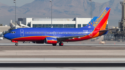 N343SW - Boeing 737-3H4 - Southwest Airlines