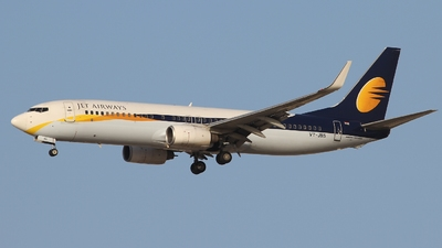VT-JBS - Boeing 737-85R - Jet Airways