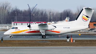 A picture of CFLSX - De Havilland Canada Dash 8100 - Air Creebec - © Christopher M. Owens