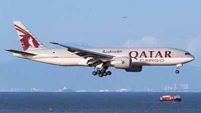 A7-BFM - Boeing 777-FDZ - Qatar Airways Cargo