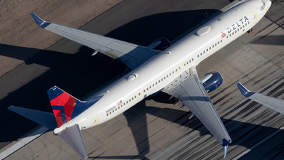 A picture of N888DU - Boeing 737932(ER) - Delta Air Lines - © HAOFENG YU
